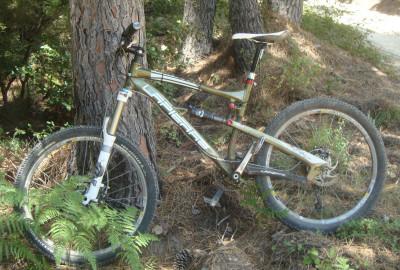 Patrick's bikes 1