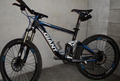 Benoît new bike